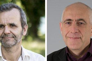 Gilles Debizet et Frédéric Wurtz