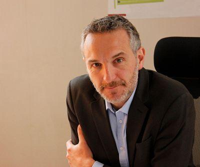 Portrait Benoît Parent