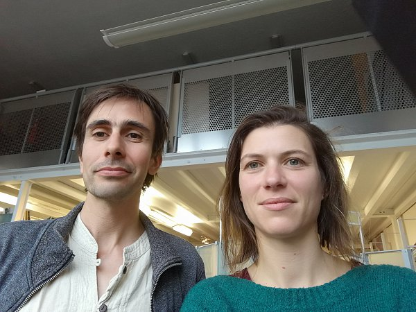 Claire Belet et Guillaume Doukhan, Animateurs SmartVillage